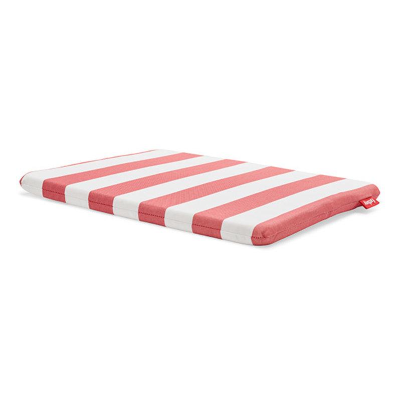 Fatboy-collectie Concrete seat pillow stripe red