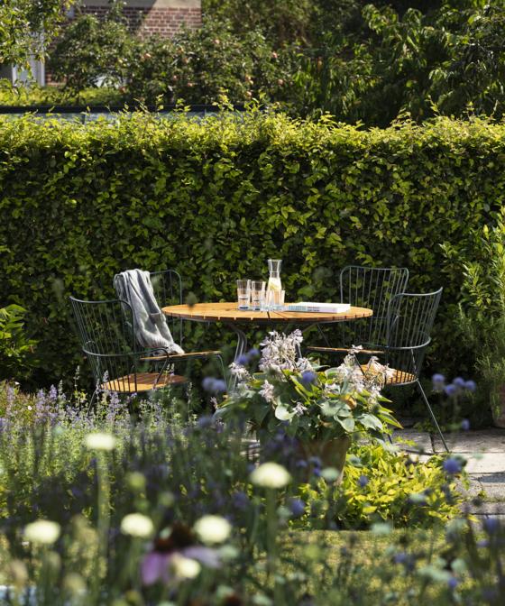 Geef je tuin een zomer make-over