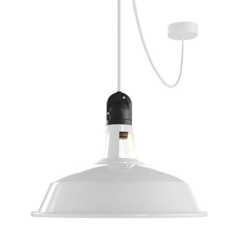 STUDIO DEENS-collectie Buiten hanglamp wit