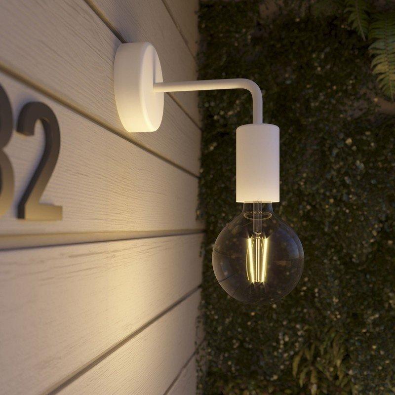 STUDIO DEENS-collectie Wall lamp white outdoor / bathroom