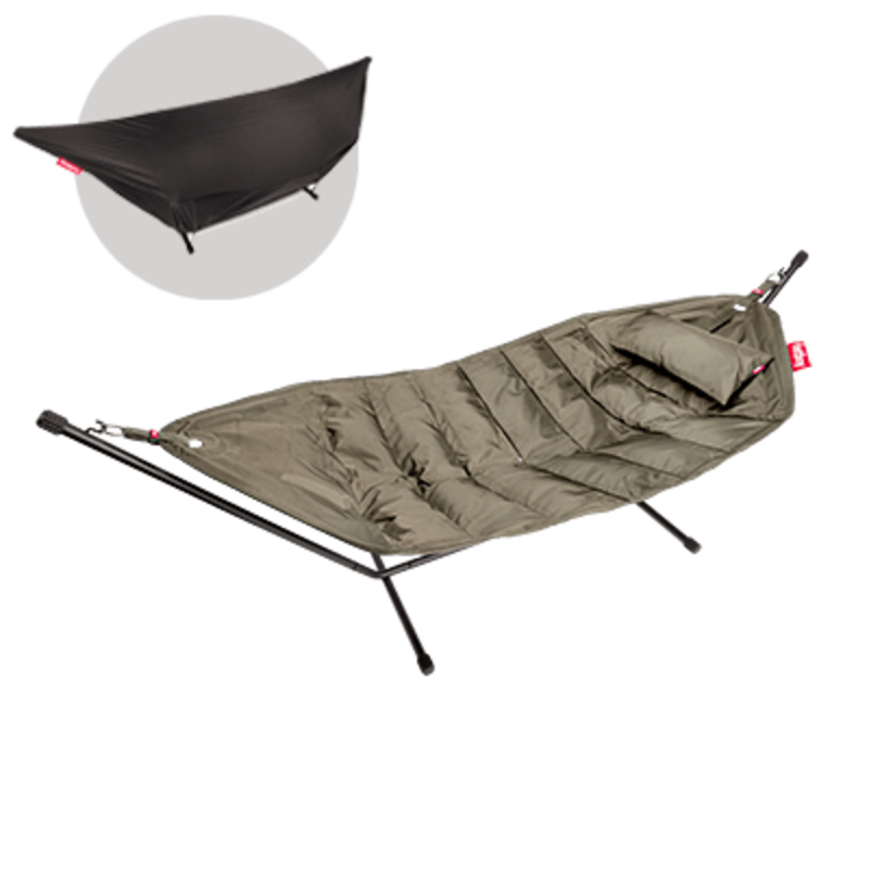 Fatboy-collectie Headdemock deluxe taupe
