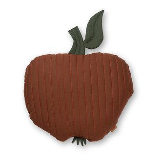 ferm LIVING Apple Quilted Cushion - Cinnamon