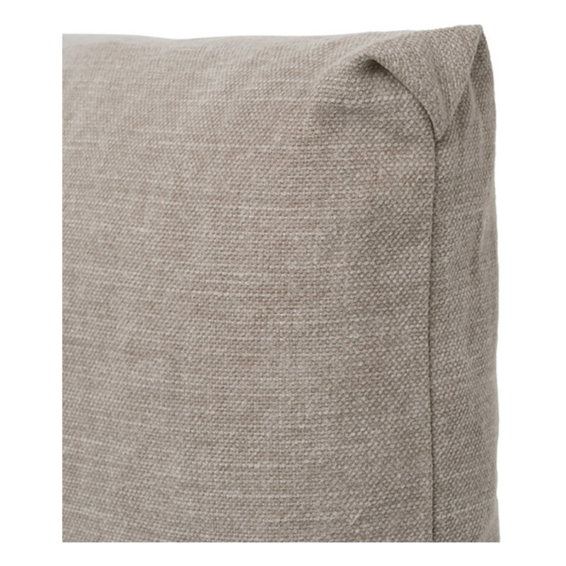 ferm LIVING-collectie Clean Cushion Rect Rich Linen - Natural