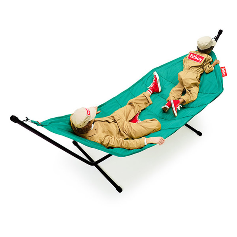 Fatboy-collectie Headdemock hangmat turquoise