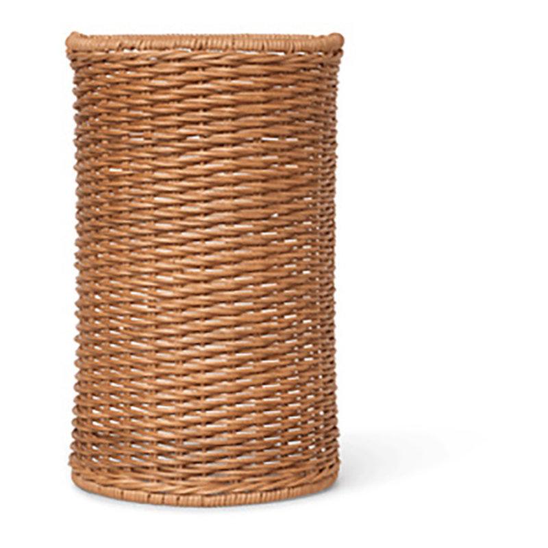 ferm LIVING-collectie Wand lampenkap Dou - naturel rattan