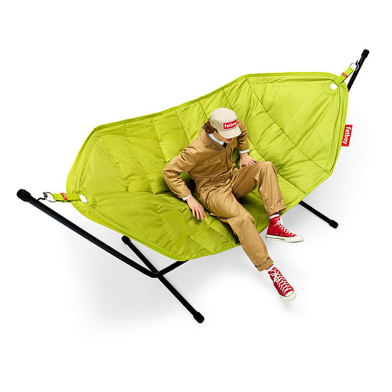 Fatboy-collectie Headdemock incl. rack lime green