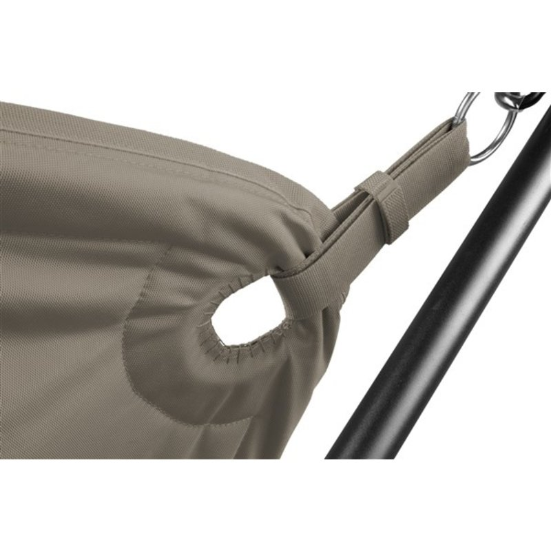 Fatboy-collectie Headdemock incl. rack taupe