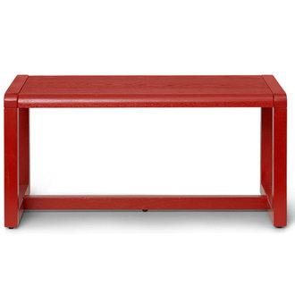 ferm LIVING Little Architect Bench - Poppy Red