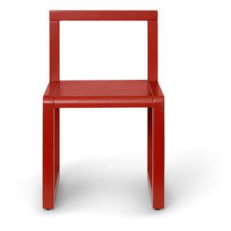 ferm LIVING Little Architect Chair - Poppy Red