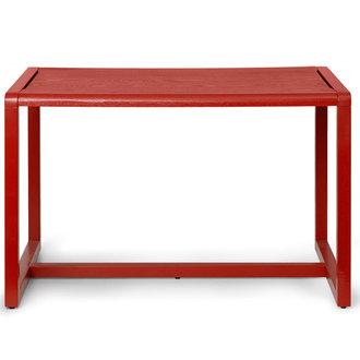 ferm LIVING Kindertafel Little Architect - Poppy Red