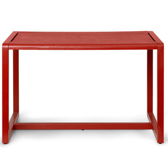 ferm LIVING Little Architect Table - Poppy Red