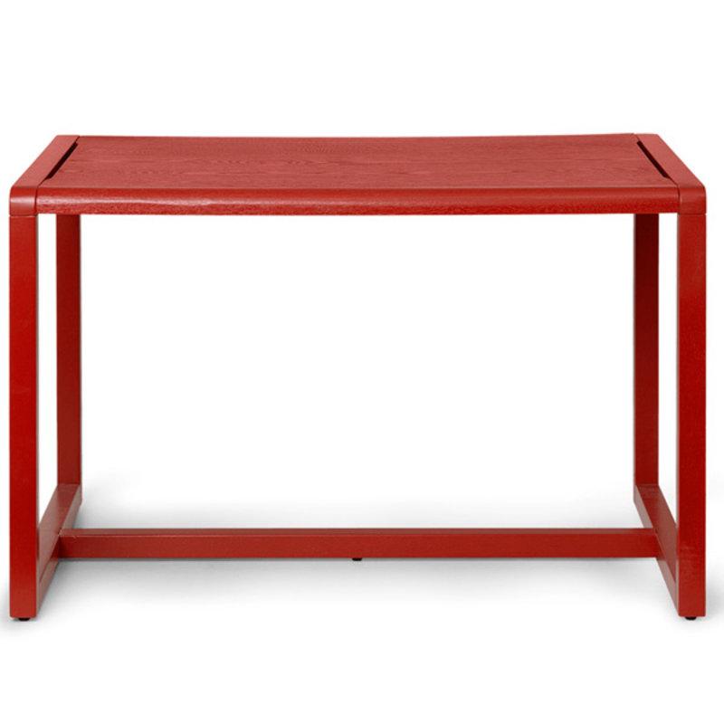 ferm LIVING-collectie Kindertafel Little Architect - Poppy Red