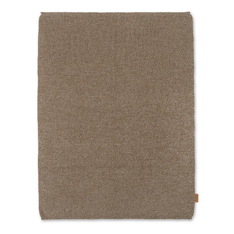 ferm LIVING-collectie Roy Merino Wool Blanket - Sugar Kelp Mel