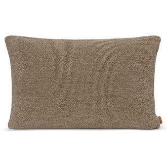 ferm LIVING Roy Merino Wool Cushion - Sugar Kelp Mel