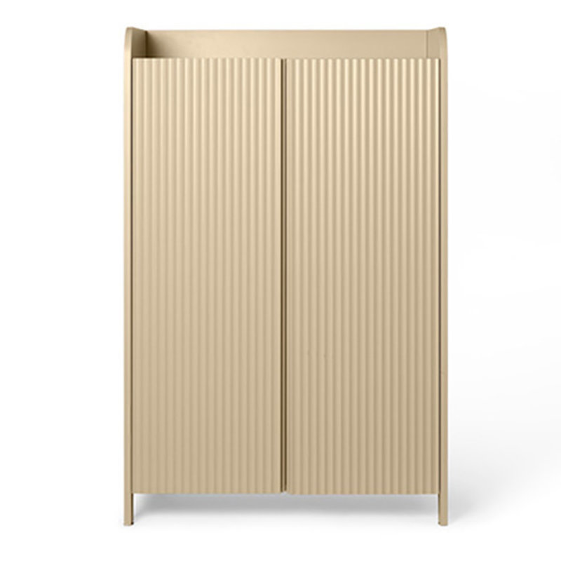 ferm LIVING-collectie Kast Sill Laag Cashmere