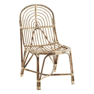 Madam Stoltz Bamboe lounge stoel