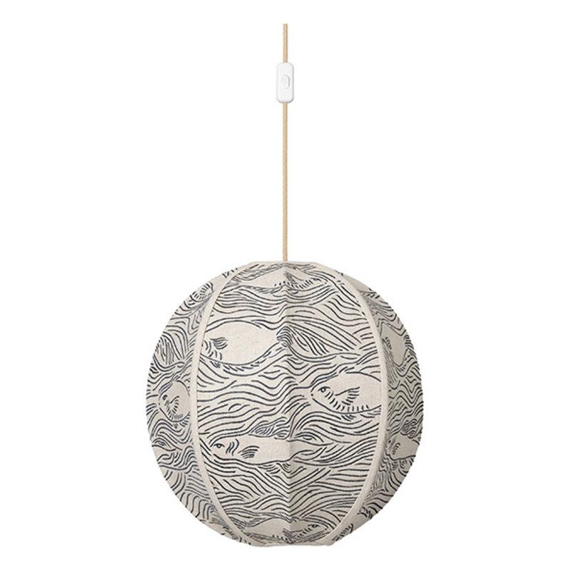 ferm LIVING-collectie Hanglamp Stream