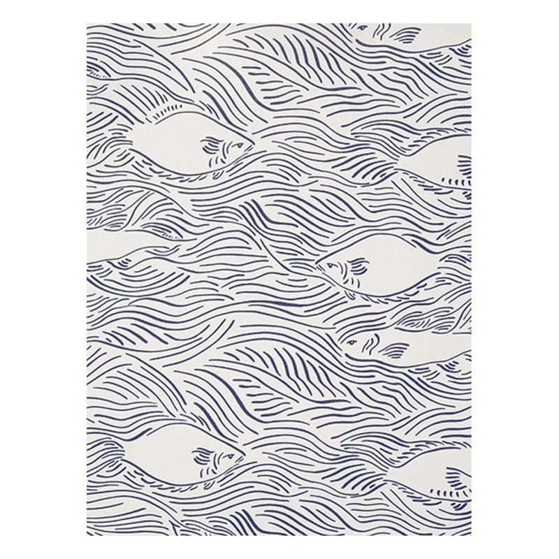ferm LIVING-collectie Stream Wallpaper