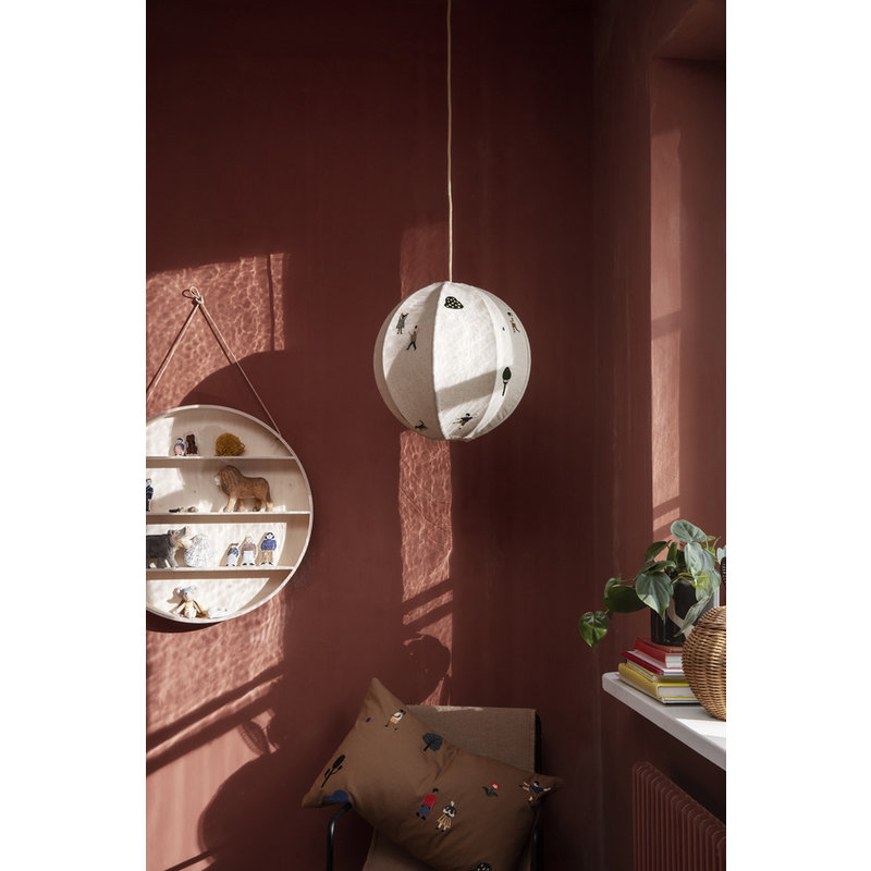 ferm LIVING-collectie Hanglamp The Park