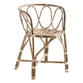 Madam Stoltz Bamboo chair - Natural