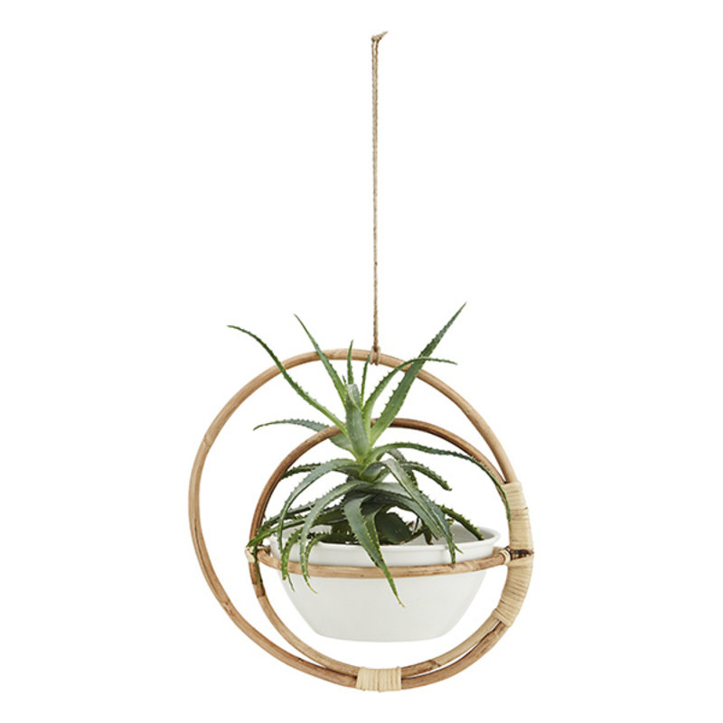 Madam Stoltz-collectie Bamboe plantenhanger