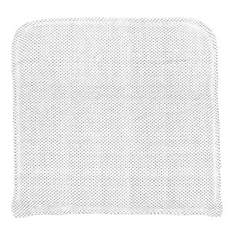 House Doctor Seat cushion Cuun black/white - Copy