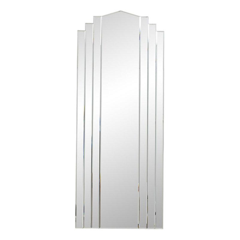 Nordal-collectie Spiegel DOVE zilver