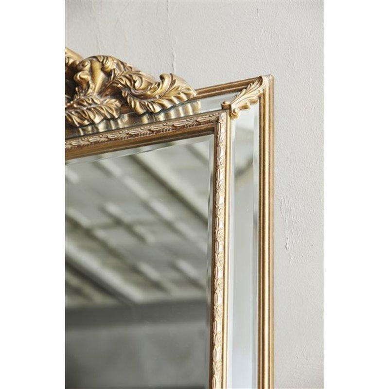 Nordal-collectie Spiegel EAGLE goud