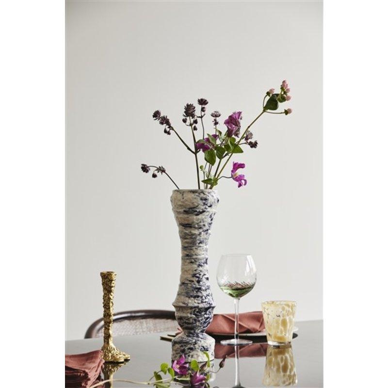 Nordal-collectie LUNGA vase, ceramic