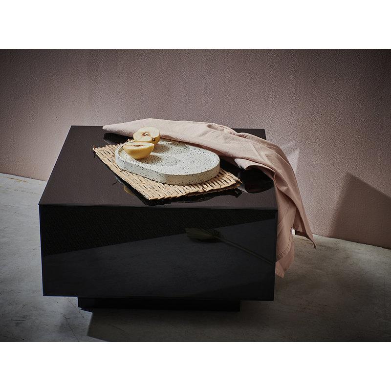 HKliving-collectie Linnen servet zalm - set van 2