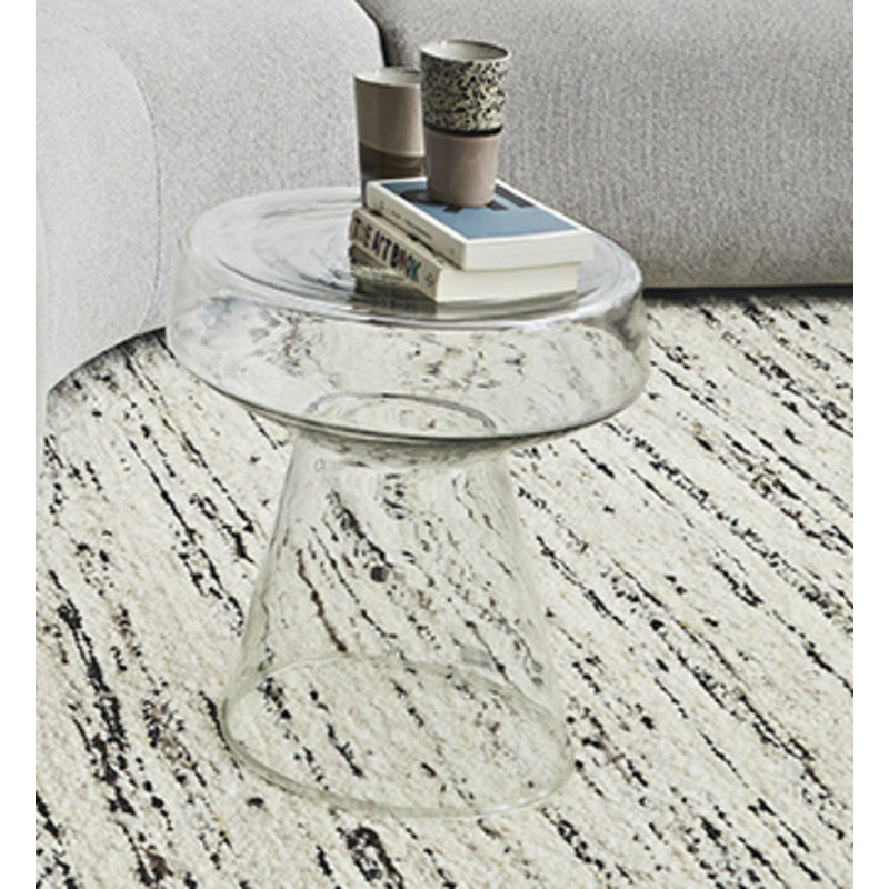 HKliving-collectie glass side table