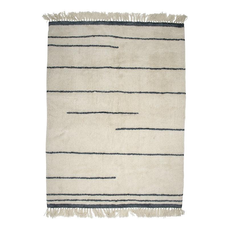 Bloomingville-collectie Antonella Rug Nature Wool