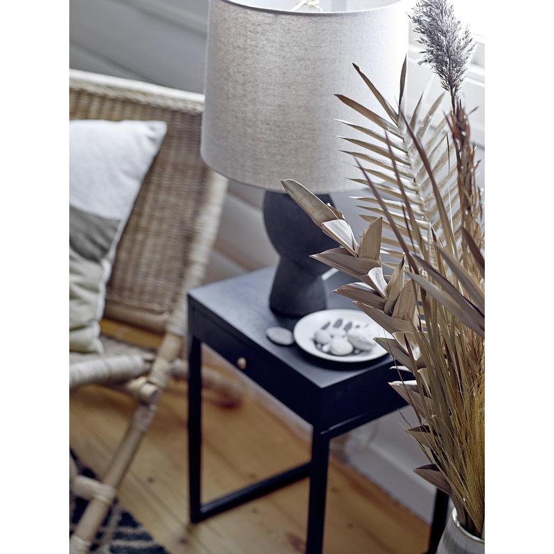 Bloomingville-collectie Tafellamp Sergio bruin terracotta
