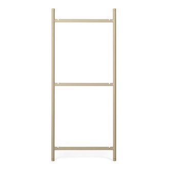 ferm LIVING Punctual shelving system ladder 3 cashmere