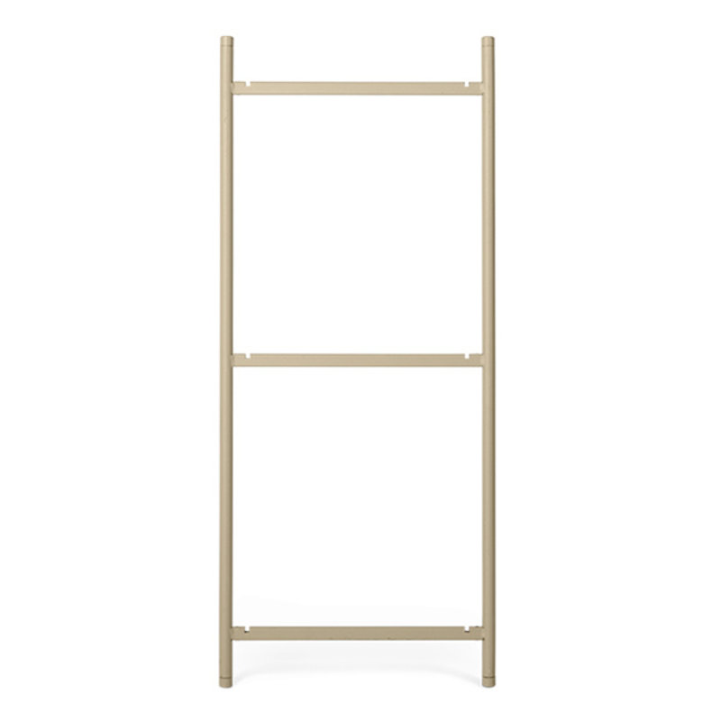 ferm LIVING-collectie Punctual shelving system ladder 3 cashmere