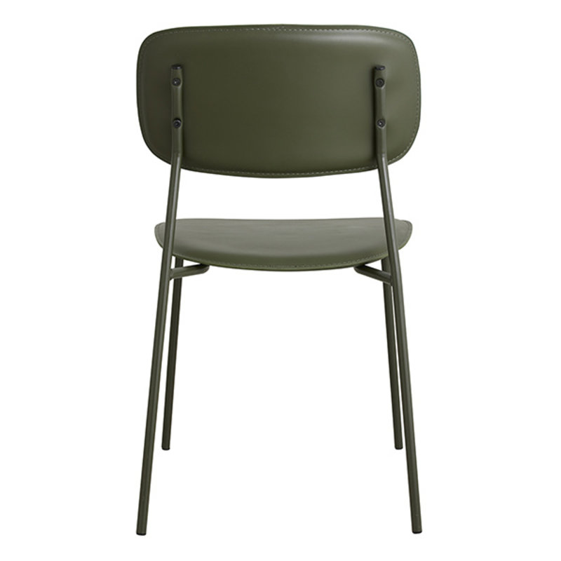 Nordal-collectie ESA dinning chair, green
