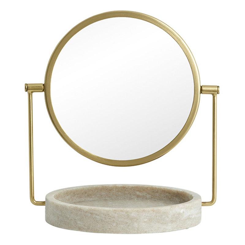 Nordal-collectie Tafelspiegel HAJA goud