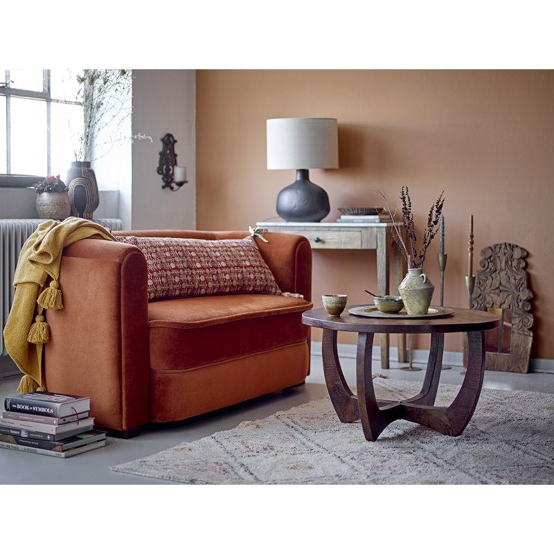 Bloomingville-collectie Salontafel Jassy bruin mango hout