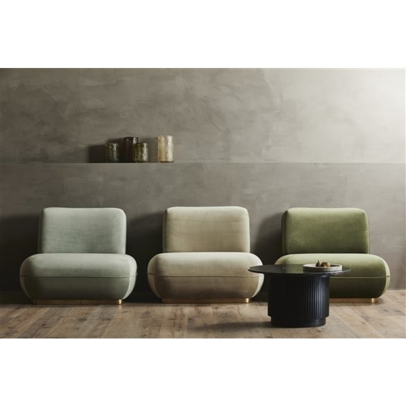 Nordal-collectie Lounge stoel ISEO zand