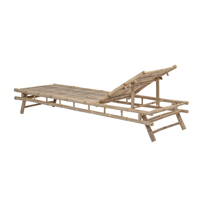 Bloomingville-collectie Sole Daybed Nature Bamboo