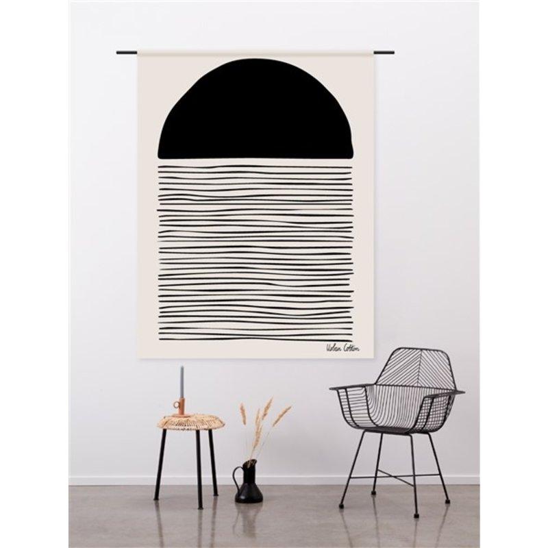 Urban Cotton Amsterdam-collectie Walldecoration Element
