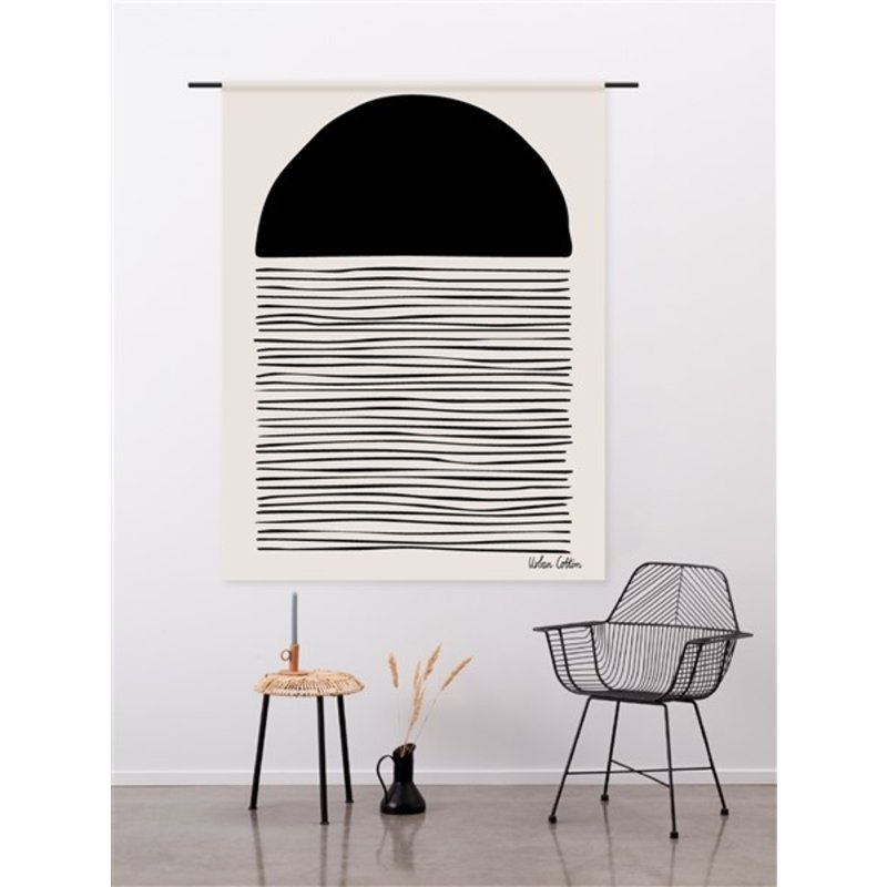 Urban Cotton Amsterdam-collectie Wandkleed Element