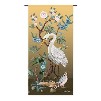 Urban Cotton Amsterdam Walldecoration Birds