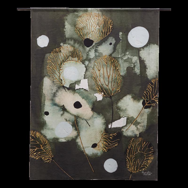Urban Cotton Amsterdam-collectie Walldecoration Forest Flower