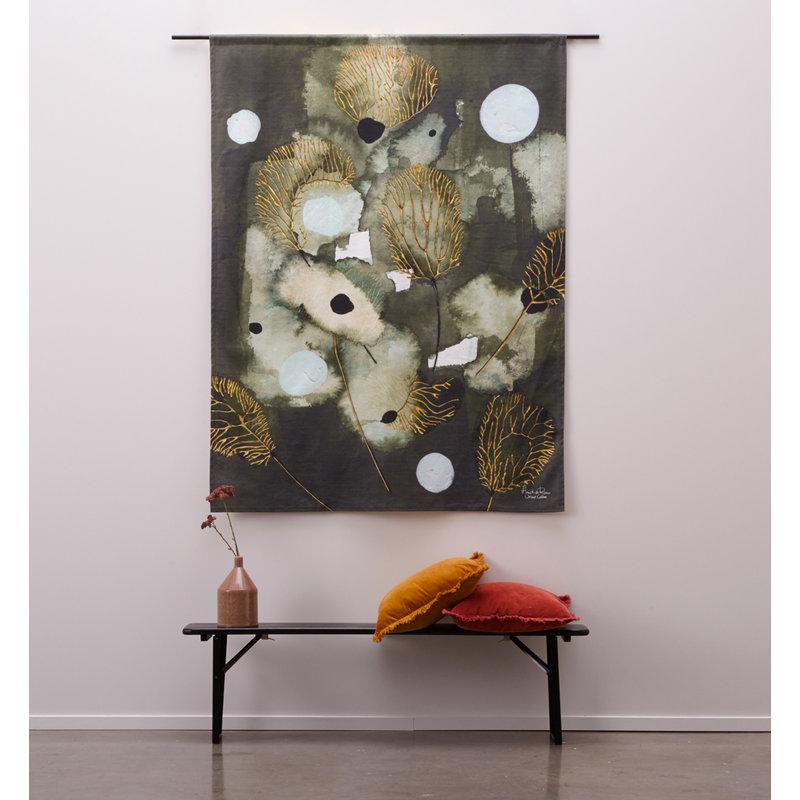 Urban Cotton Amsterdam-collectie Wandkleed Forest Flower