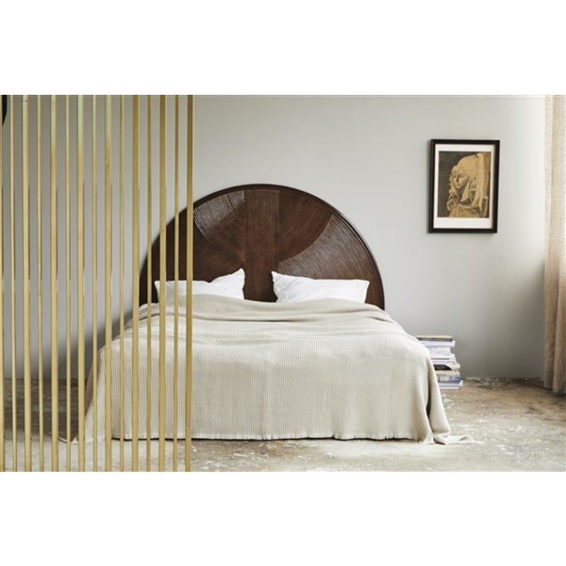 Nordal-collectie ORCO room divider, golden metal