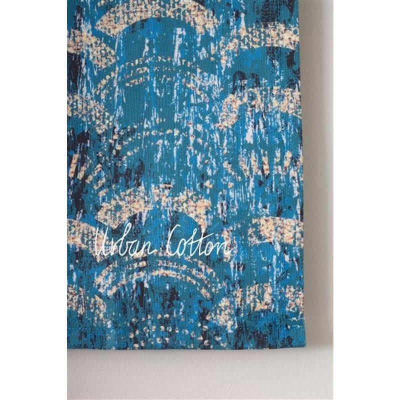 Urban Cotton Amsterdam-collectie Walldecoration North