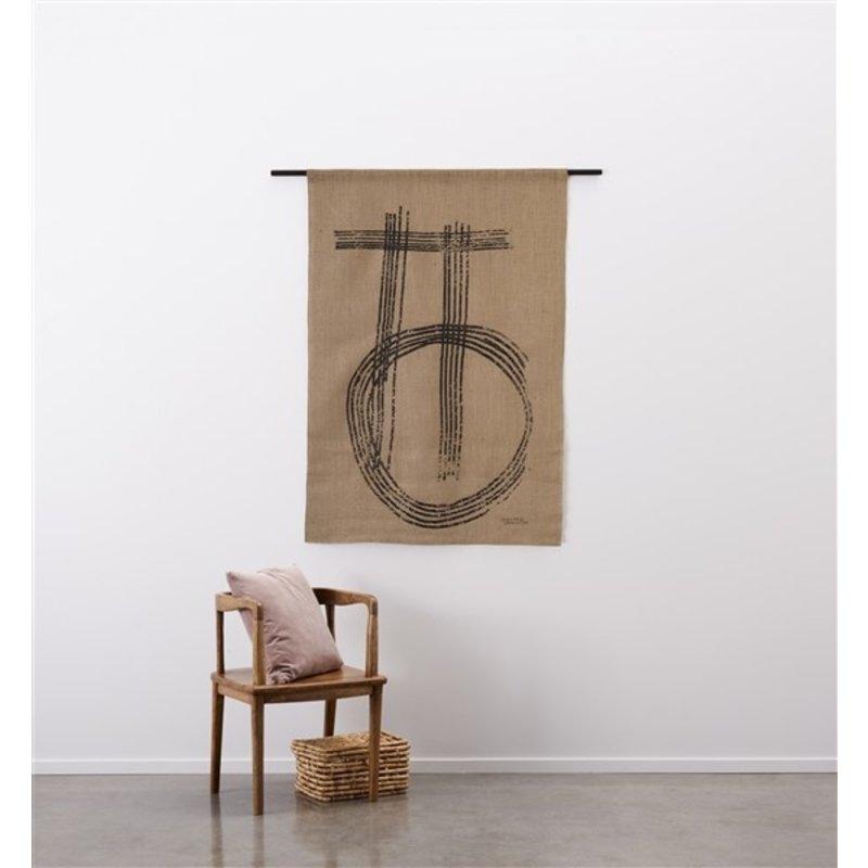 Urban Cotton Amsterdam-collectie Walldecoration TTO