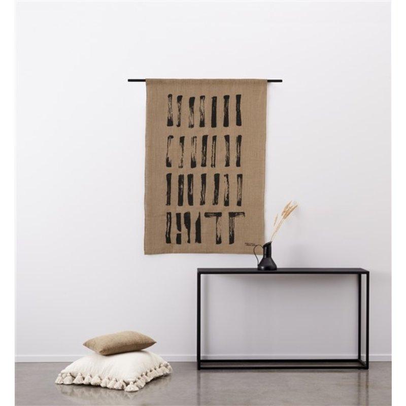 Urban Cotton Amsterdam-collectie Wandkleed Urban Tally