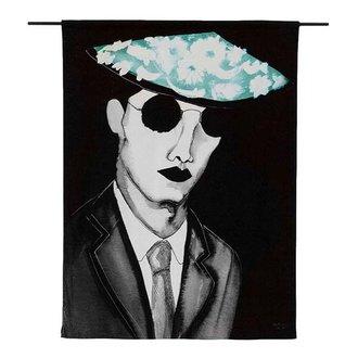 Urban Cotton Amsterdam Wandkleed Mr. Cool